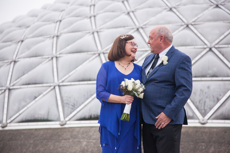 Eileen & Michael