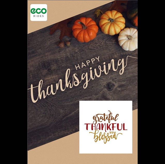 Happy Thanksgiving Day to all those that celebrate this day! Thanksgiving day celebrates the harvest and blessings of the past year.  What are you most grateful for this Thanksgiving Day? . . . . . . . #eco_rides #ecoRIDES #ecoRIDESUSA #ecoRIDESCANADA #ecoRIDESGTHA #purpose #EV #climatechange #ourmissionzeroemissions #OMZE #Canada #Toronto #Hamilton #Niagara #Montreal #Quebec #rideshare #sustainability #environment #OMZE #GreenCarService #electictricvehicle #ZeroEmissions #chauffeur #limo #transportation #thanksgivingday #thanksgiving2019 #grateful  #thankful #blessed