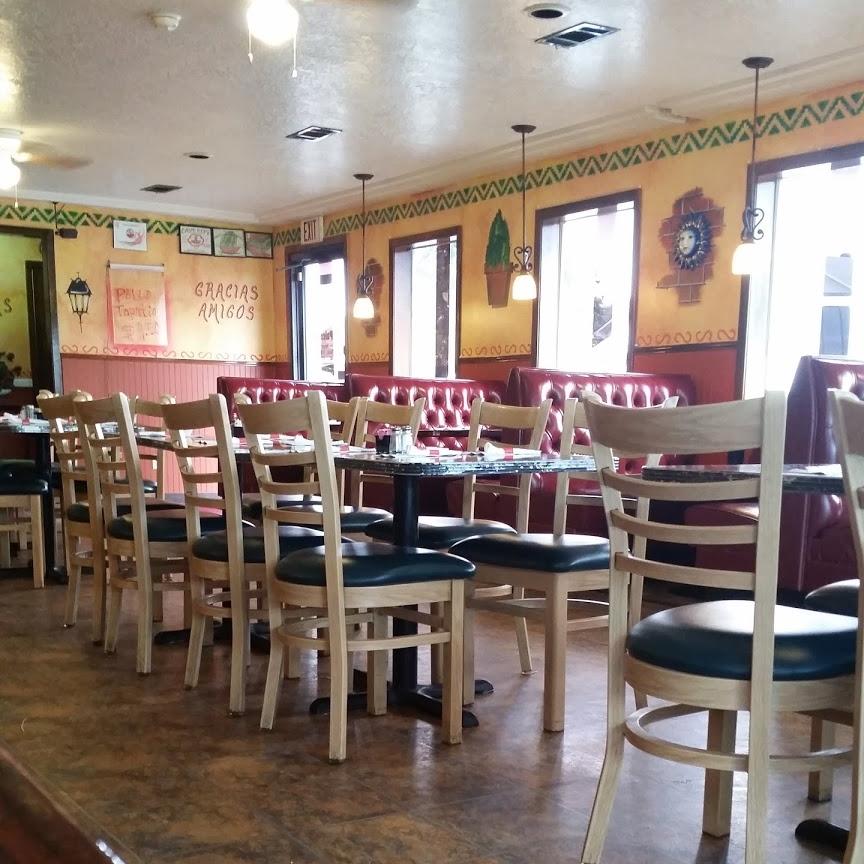 El Palenque Mexican Restaurant   607 N Main St   Cave City, AR 72521 (870) 283-6162