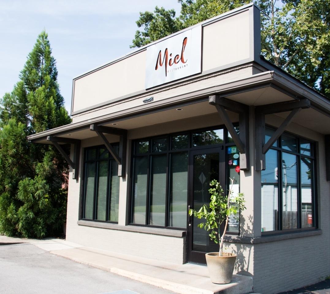 Miel Restaurant, Sylvan Park, Nashville