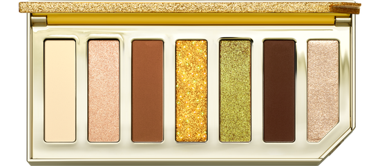 - Sparkling Pineapple Palette- Beautiful Glitters and warm shades