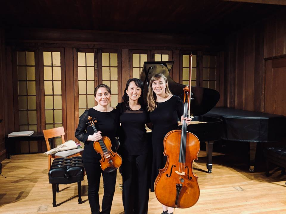 Barbara Fritz Chamber Music Award Concert  January 14, 2018