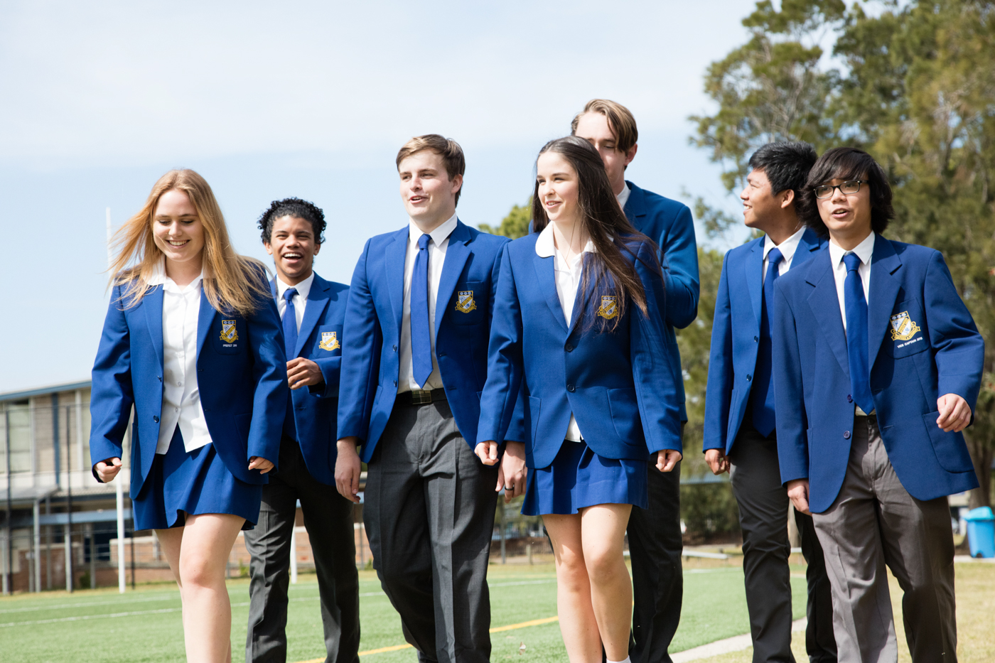 - School photography can range from lifestyle images/school uniforms, school concert/performances and school formals. As a father of 3 school age kids I feel very comfortable working with the schools and really enjoy the kids energy and spark, it always makes for great images.