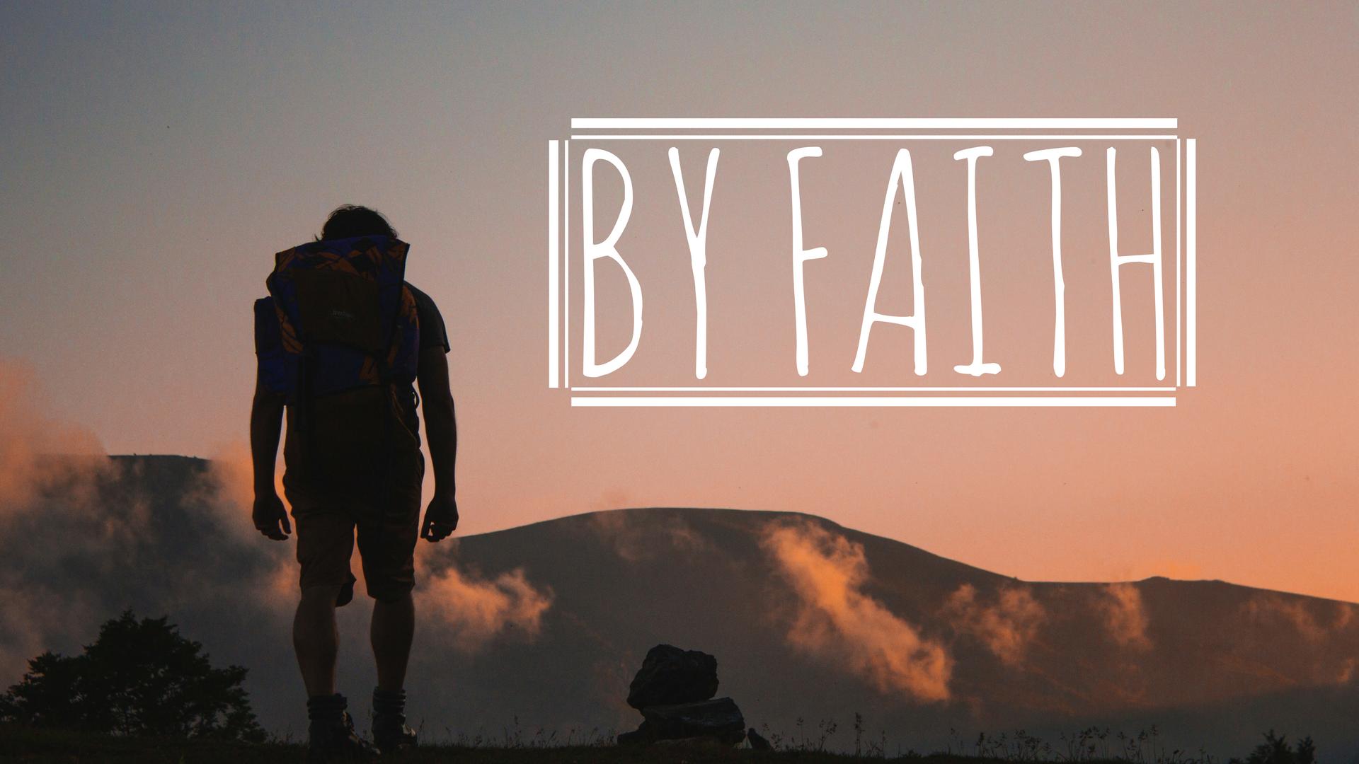 Listen to Sunday's sermon over Hebrews 11:15-17.