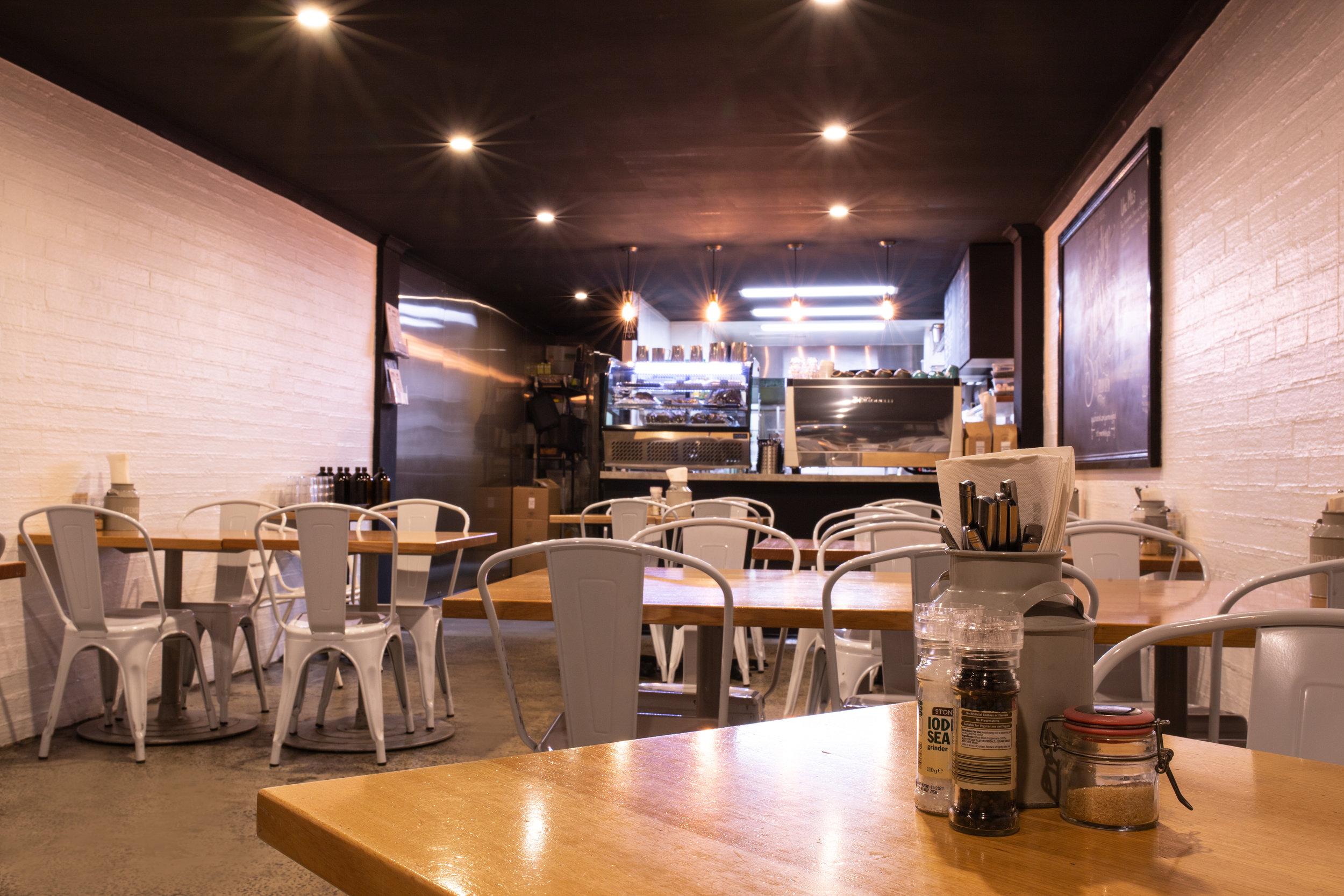 Central Coast Cafe
