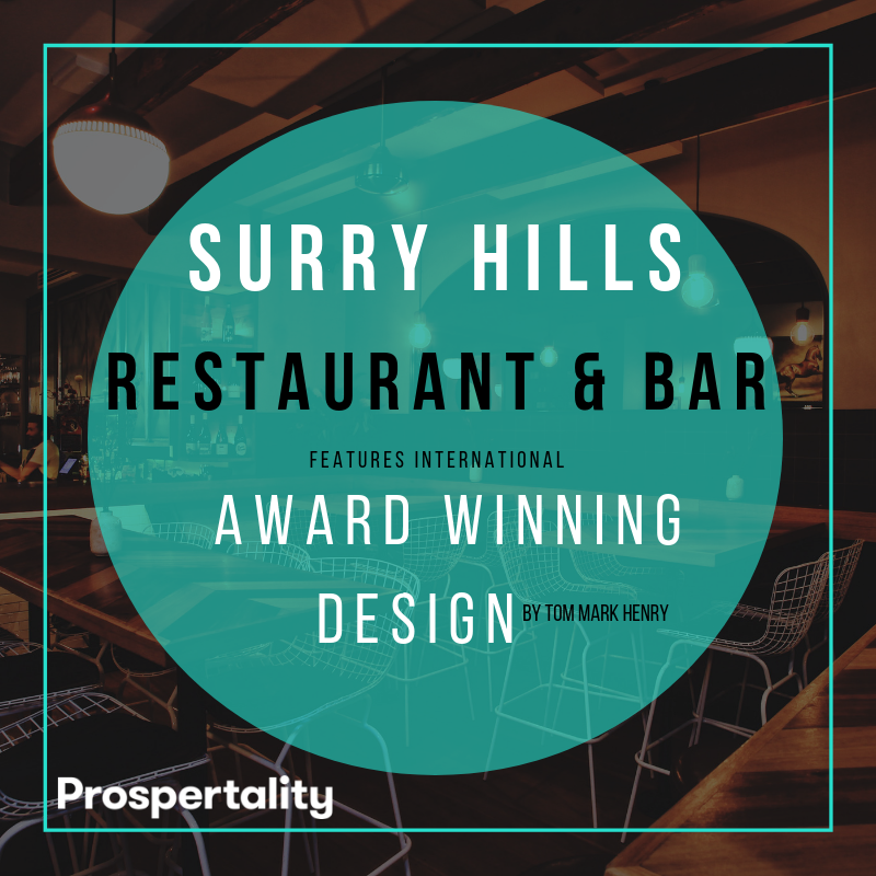 SURRY HILLS - ESTABLISHED BY INDUSTRY PROS