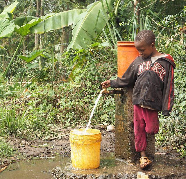 #rafikivillageproject #waterproject #freshwater #tanzania #africa #pdxnonprofit