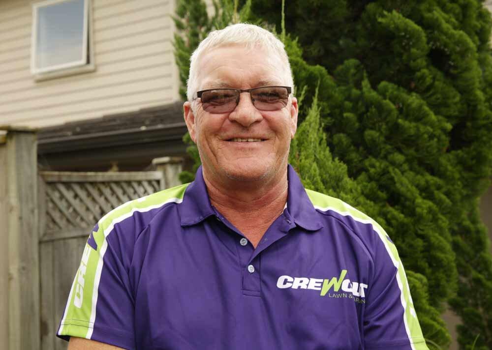 Crewcut Howick operator Chris