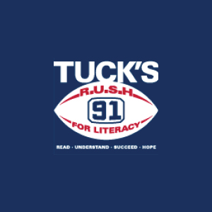 We Are Tuck's R.U.S.H For Literacy