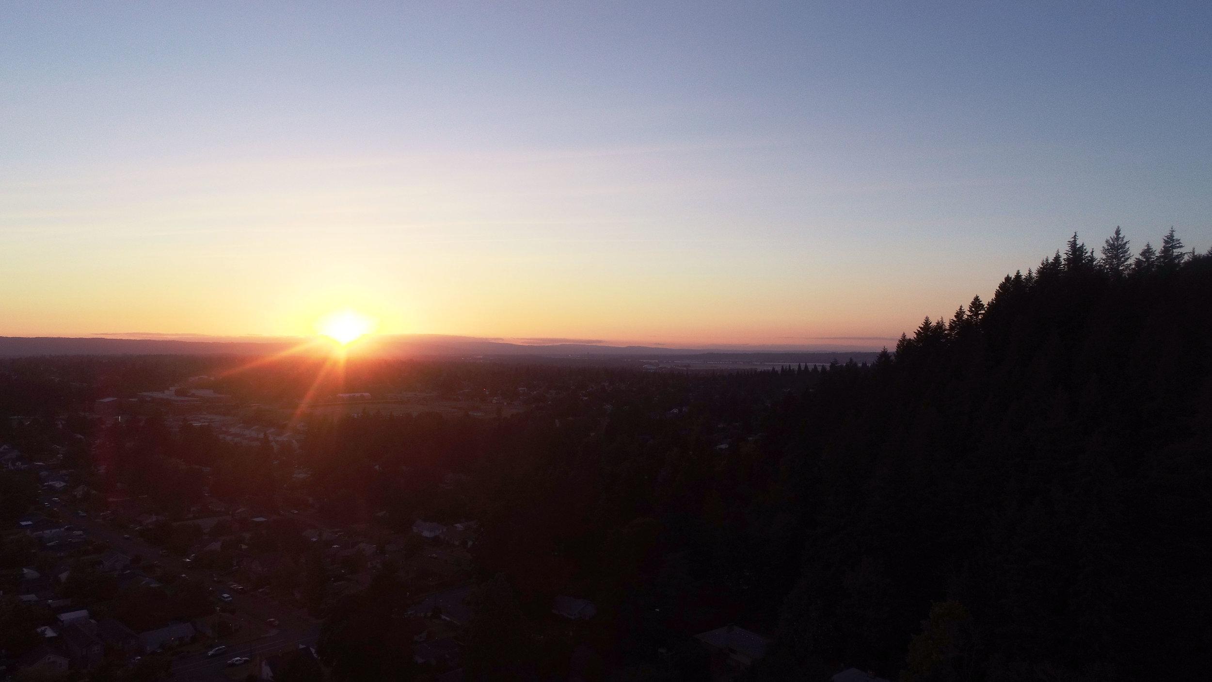 7.18.18 | 386' |Rocky Butte |Portland, OR.