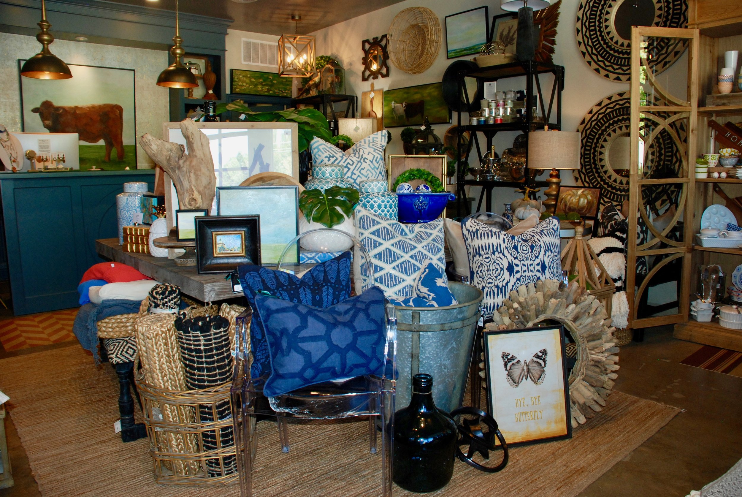 Spruce Home   is truly where the heart is - a pleasant experience in shopping, and you might even make a new friend along the way. Visit the store soon and its Facebook Page for contact and location information. Following   Spruce Home   on Instagram will keep you updated with the latest in their natural decor.
