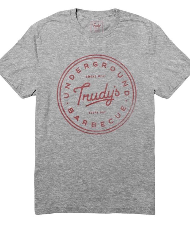 The softest t-shirt in barbecue. Made in LA by @freeandeasy #supporttheunderground #barbecue