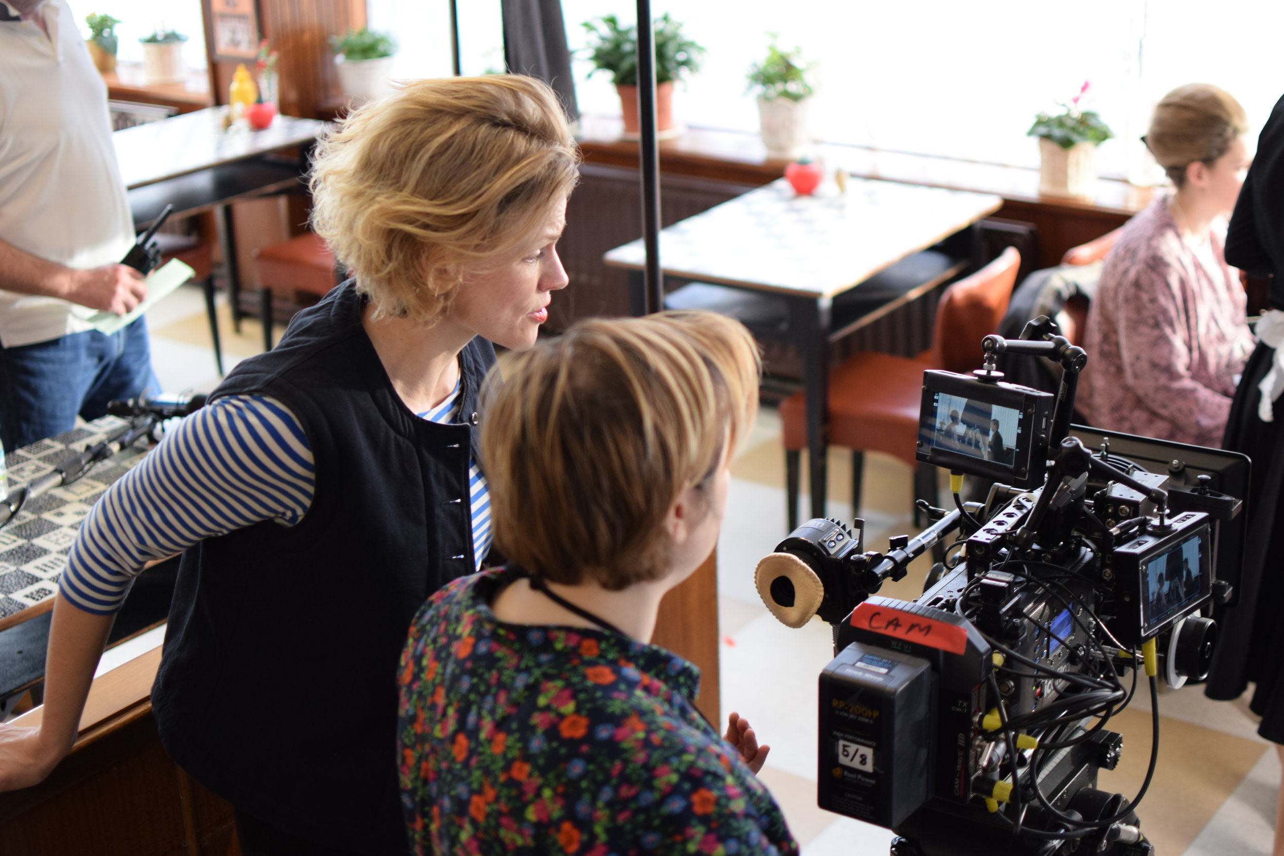 Time Away - Vox Pictures' short film, 'Time Away', which marks the directorial debut of acclaimed actor Maxine Peake, will receive its world premiere at the Edinburgh International Film Festival on 23rd June 2018. Tickets are available here.
