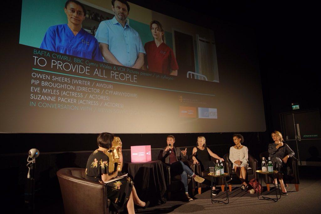 BAFTA Cymru Screening of 'To Provide All People' - 27.08.16Last night, BAFTA Cymru hosted a special screening of 'The NHS: To Provide All People'.Read More