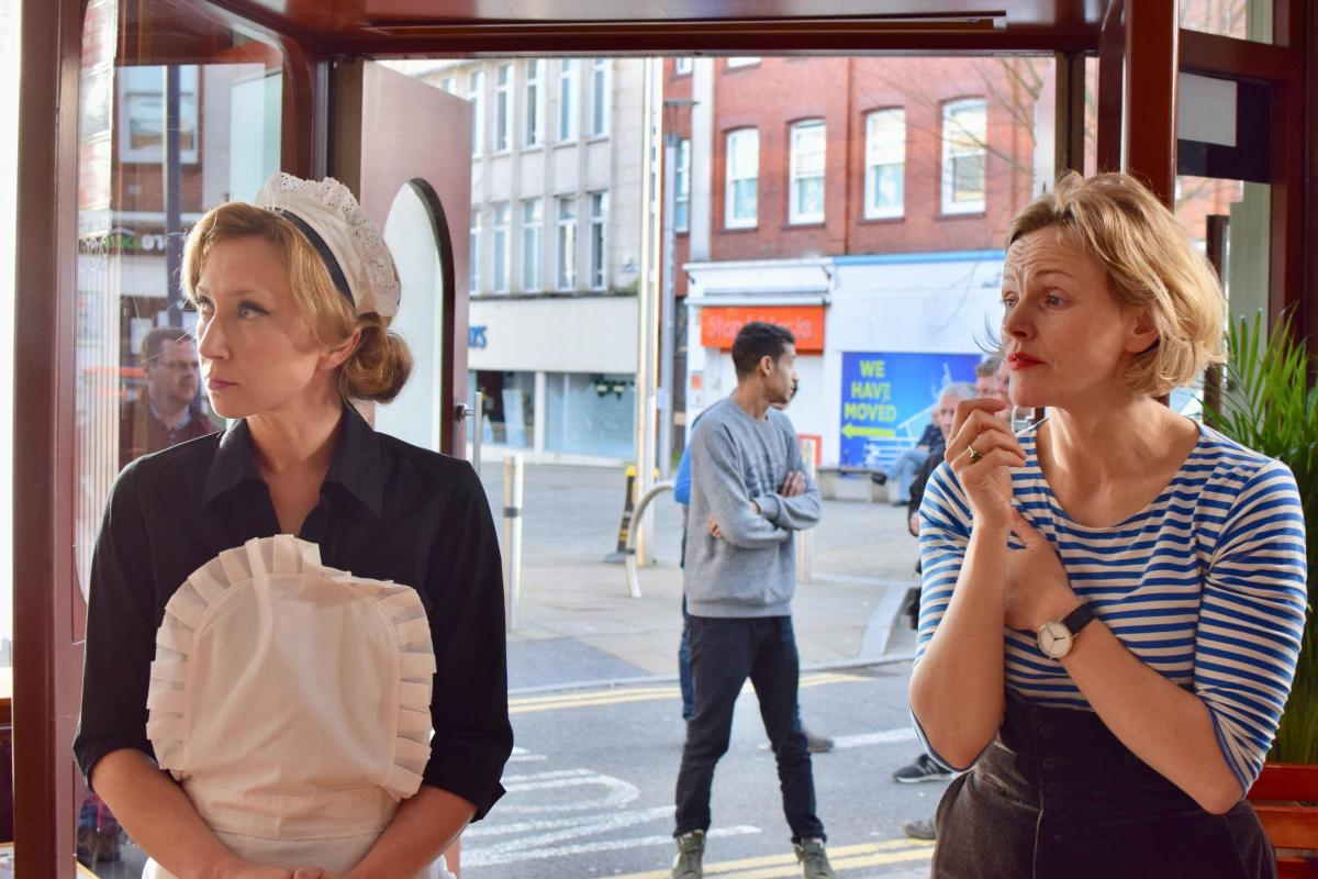 Maxine Peake's 'Time Away' to screen at the Bolton Film Festival - 'Time Away' will screen at the Bolton Film Festival in October, followed by a Q&A with Maxine.