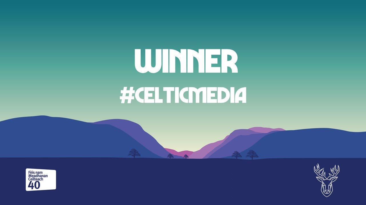 Un Bore Mercher wins Best Drama Series at the Celtic Media Festival! - Un Bore Mercher has won the Torc Award at this year's Celtic Media Festival in Aviemore!