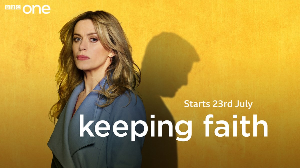 Keeping Faith Returns! - The record-breaking series returns on Tuesday 23rd July at 9pm on BBCOne!