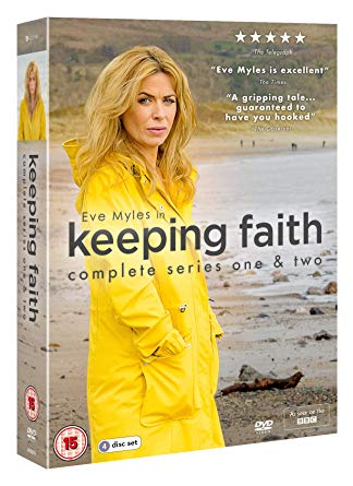Keeping Faith is available to buy! - The complete series one and two boxset for 'Keeping Faith' is available to purchase now!