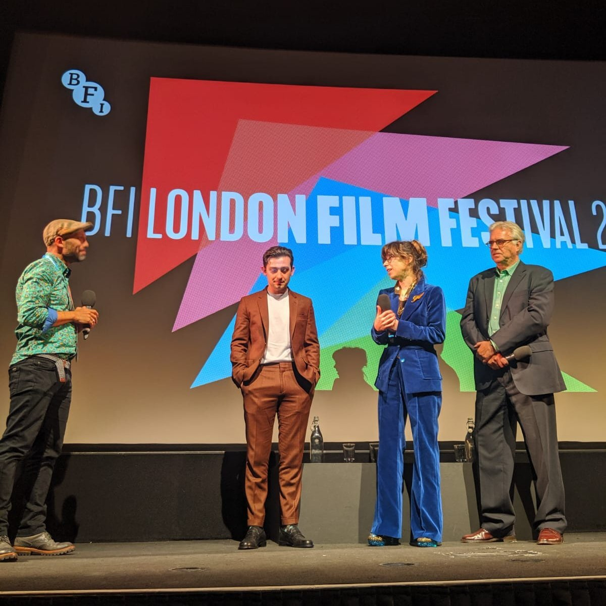 Eternal Beauty Premiere in London - Eternal Beauty, written/directed by Craig Roberts and starring Sally Hawkins, David Thewlis, Alice Lowe, Billie Piper, and Penelope Wilton premiered on 8th October 2019 at the BFI London Film Festival!