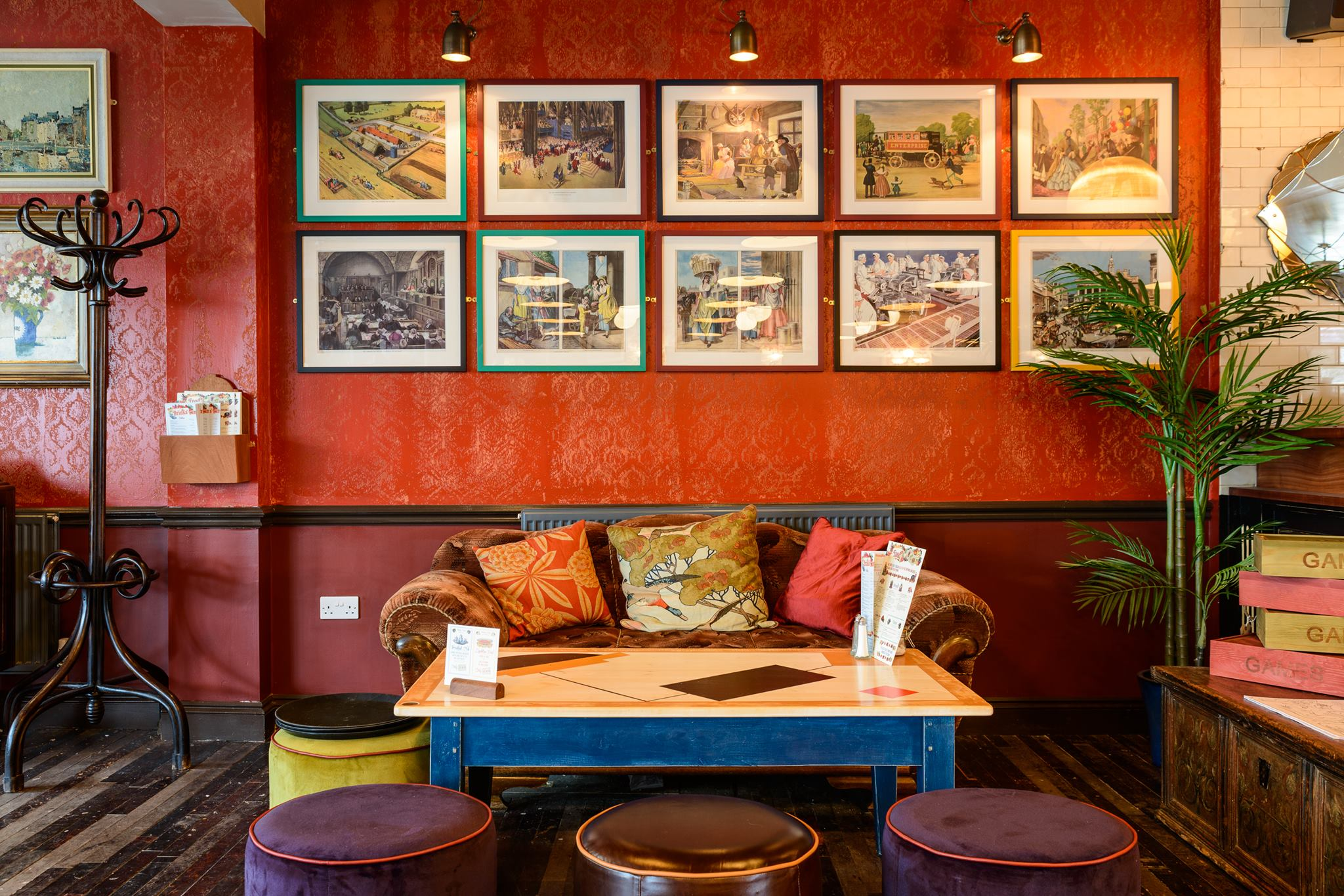 Estero Lounge Monmouth -