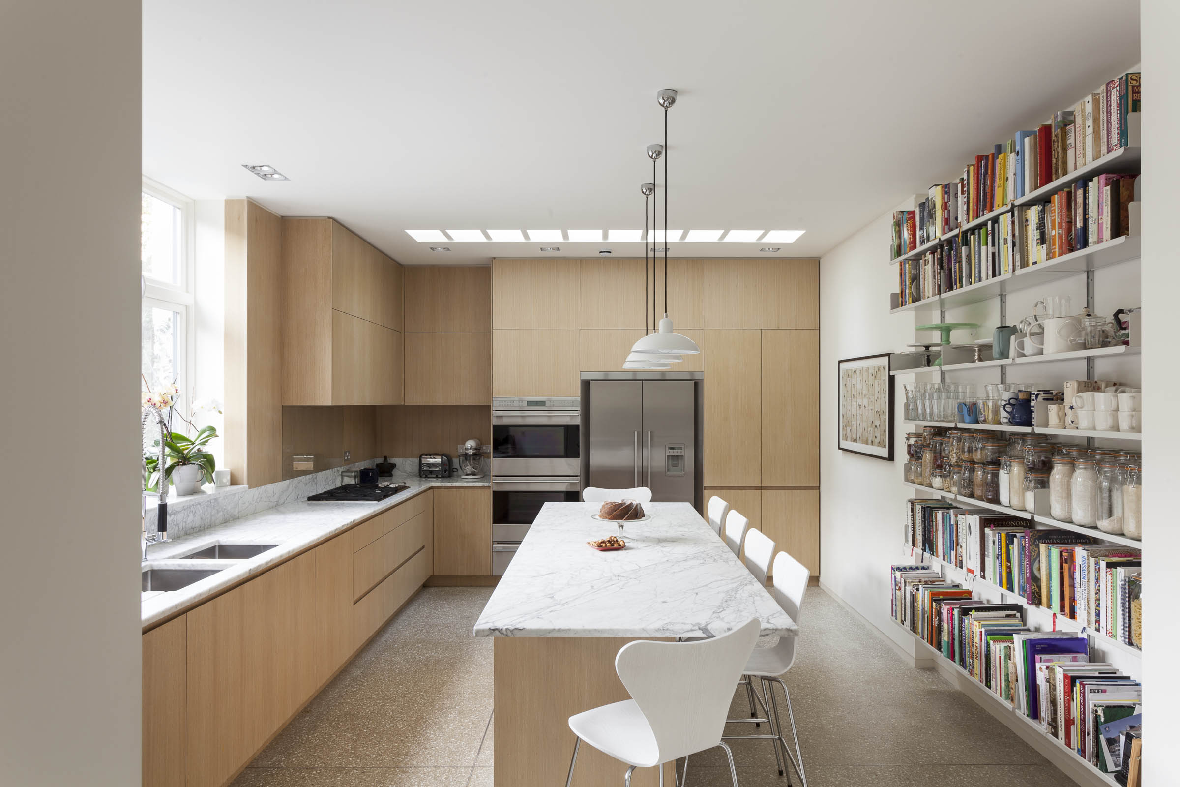 the kitchen where I now bake as photographed by the talented Mat Clayton
