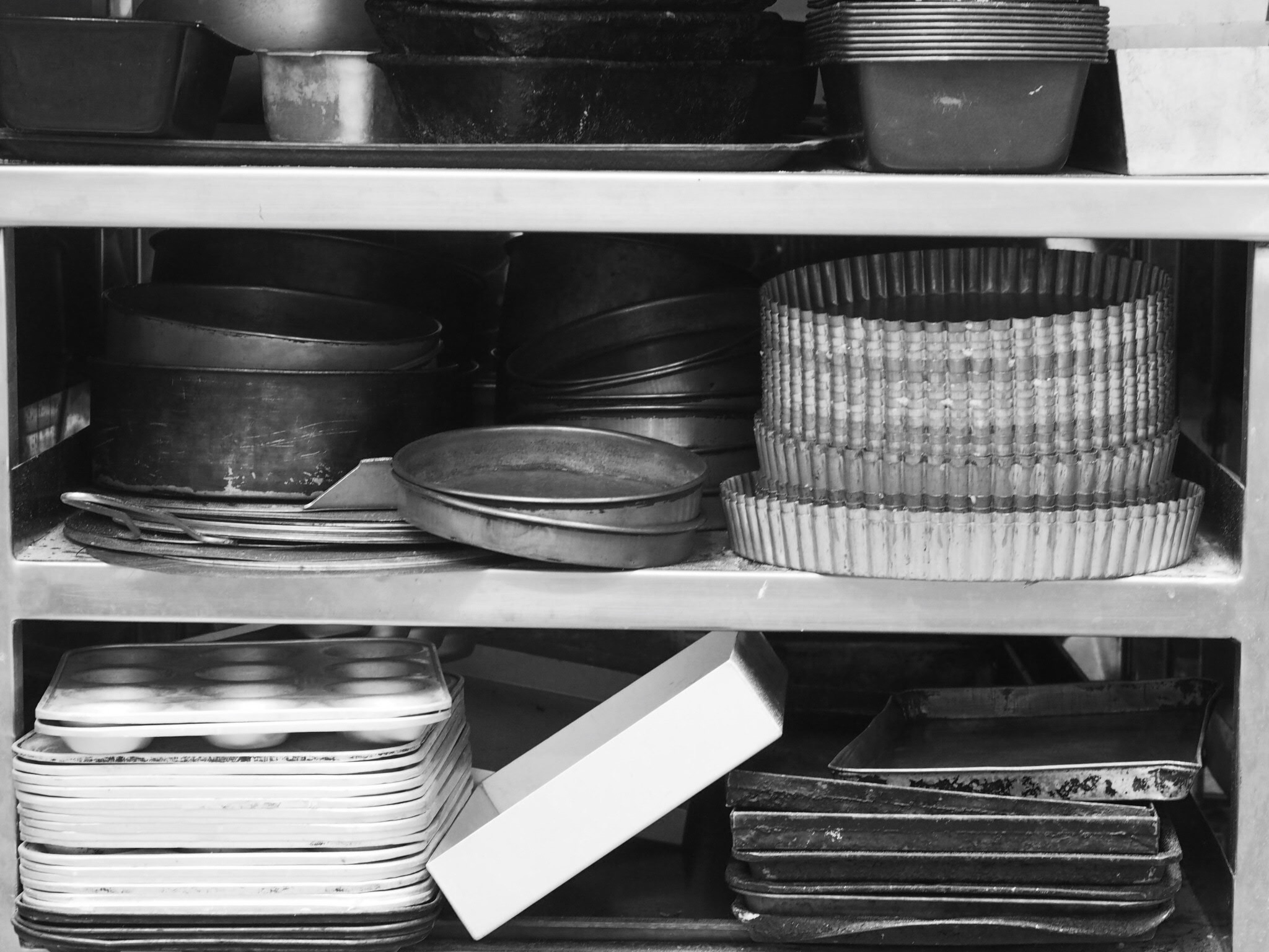 Baking tin selection to rival mine
