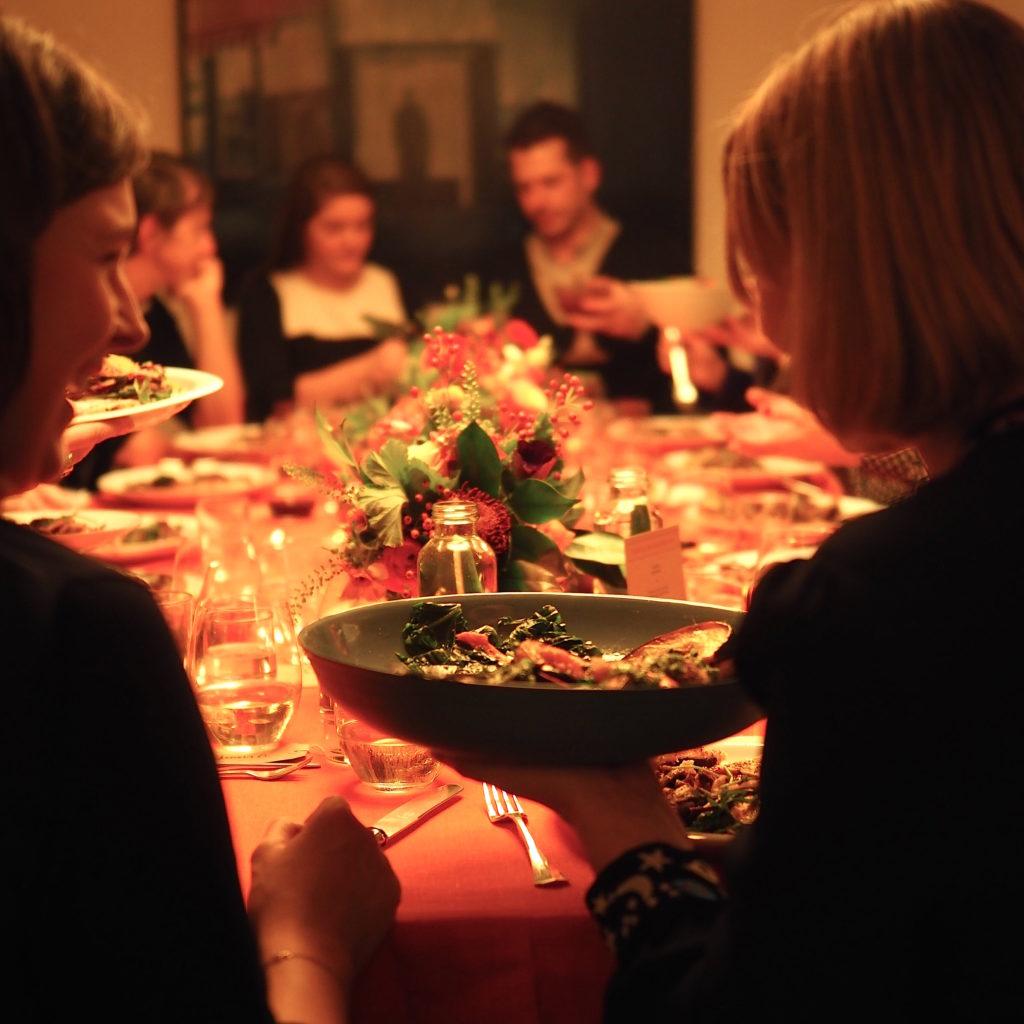 Gather and feast. Photo: Emma Parlons  @lifeofyablon