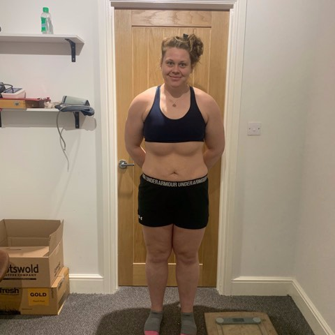 9kg / 1.5 stone lost -