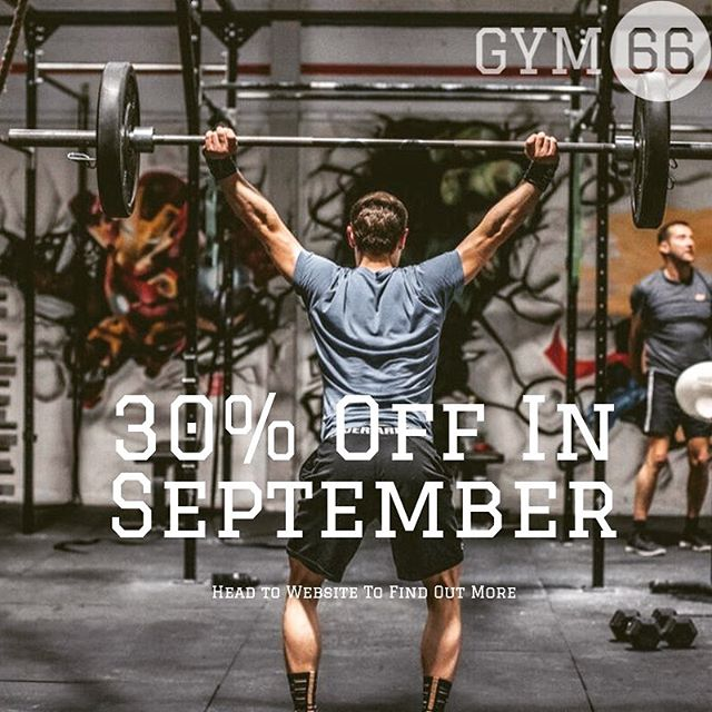 About a week ago I wrote a blog on 'Back From Holiday' 💪🏼 As an incentive I paired it with an offer! 💪🏼 Head to our website to read the blog and find out more about the offer. Don't miss out! 💪🏼 #gym66 #offer #postholiday #holidayblues #gym #fitness #tellyourfriends
