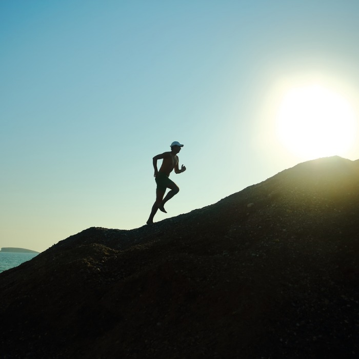 Run with endurance the race set before us (Hebrews 12:1-2)
