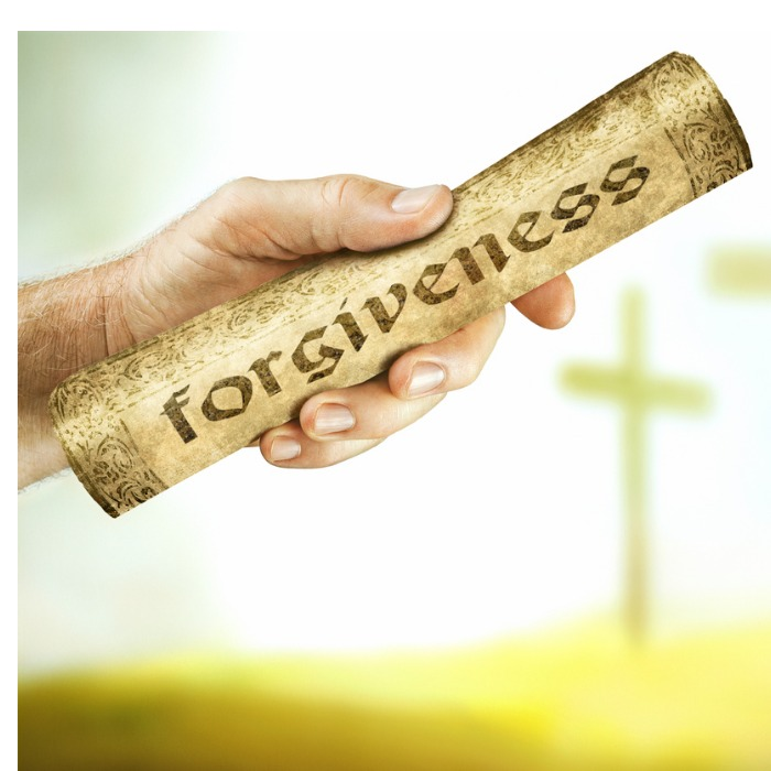 """""""In him we have redemption through his blood, the forgiveness of our trespasses, according to the riches of his grace,"""" - Ephesians 1:7"""