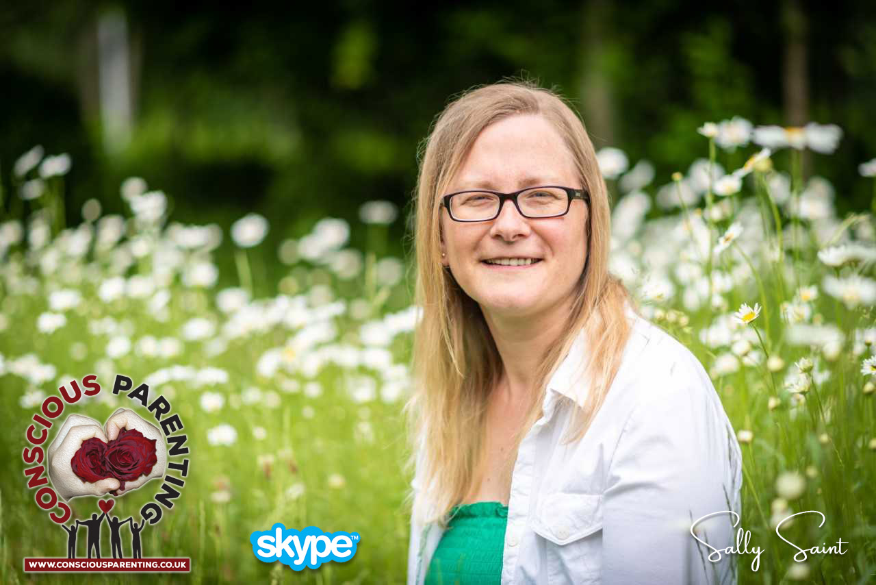Conscious Parenting - Skype, Zoom, Telephone or Personal Sessions