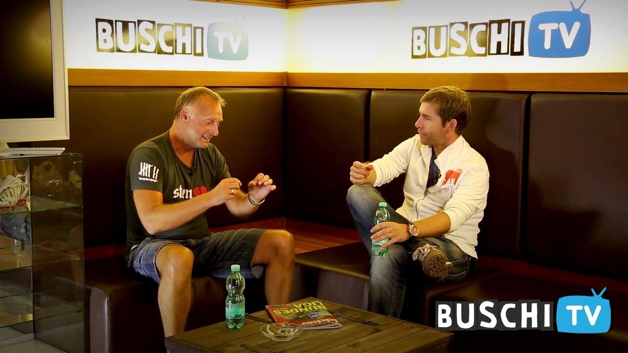 Erste Folge Buschi.TV mit Marco Hagemann am 13.08.2013