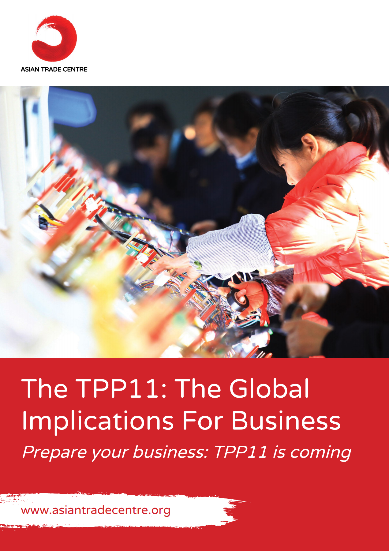 TPP11 Global Implications for Business