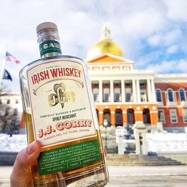 Happy St. Patty's Day! Where are you celebrating today? When it comes to irish whiskey, we have full faith that if you're not drinking JJ Corry today then you're just not doing it right. Come stop by and grab a bottle or two! #repost @whiskeygate