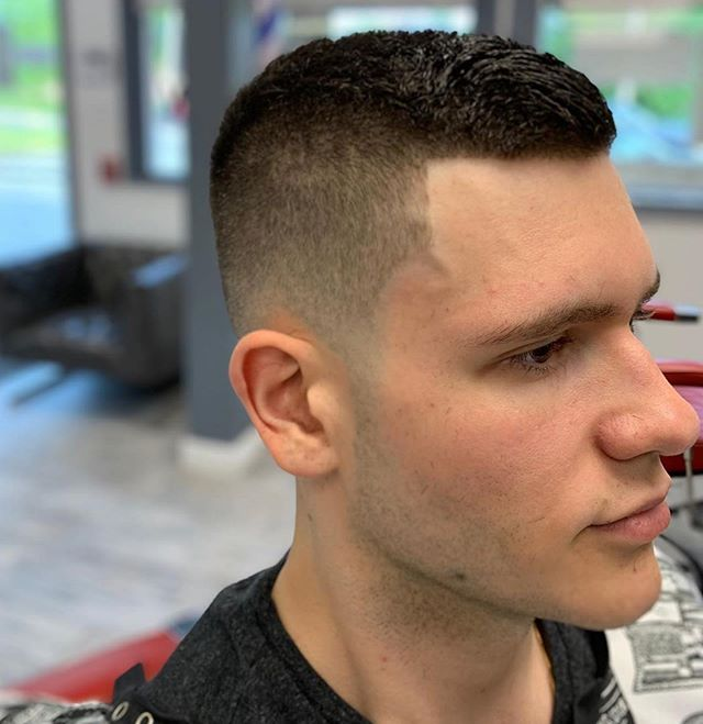 A couple of cuts from our newest barber @scullyblends .. he'll be doing walk ins Tuesday thru Saturday at the shop come check him out! #marcianosbarbershop