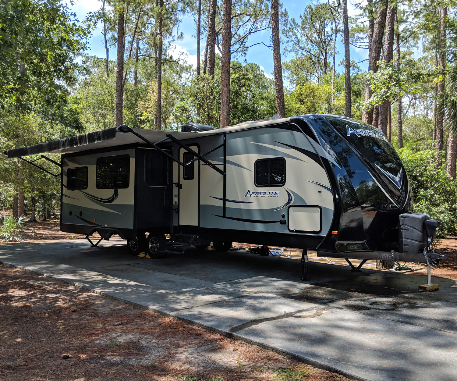 camper florida rental