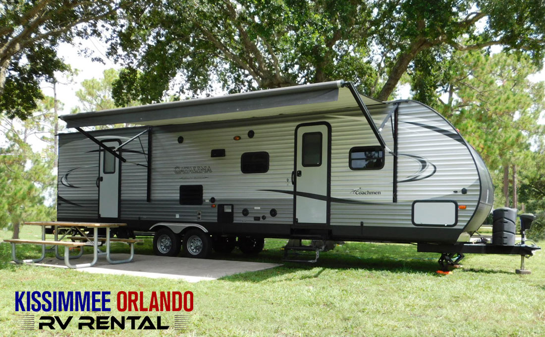 fort wilderness trailer rental