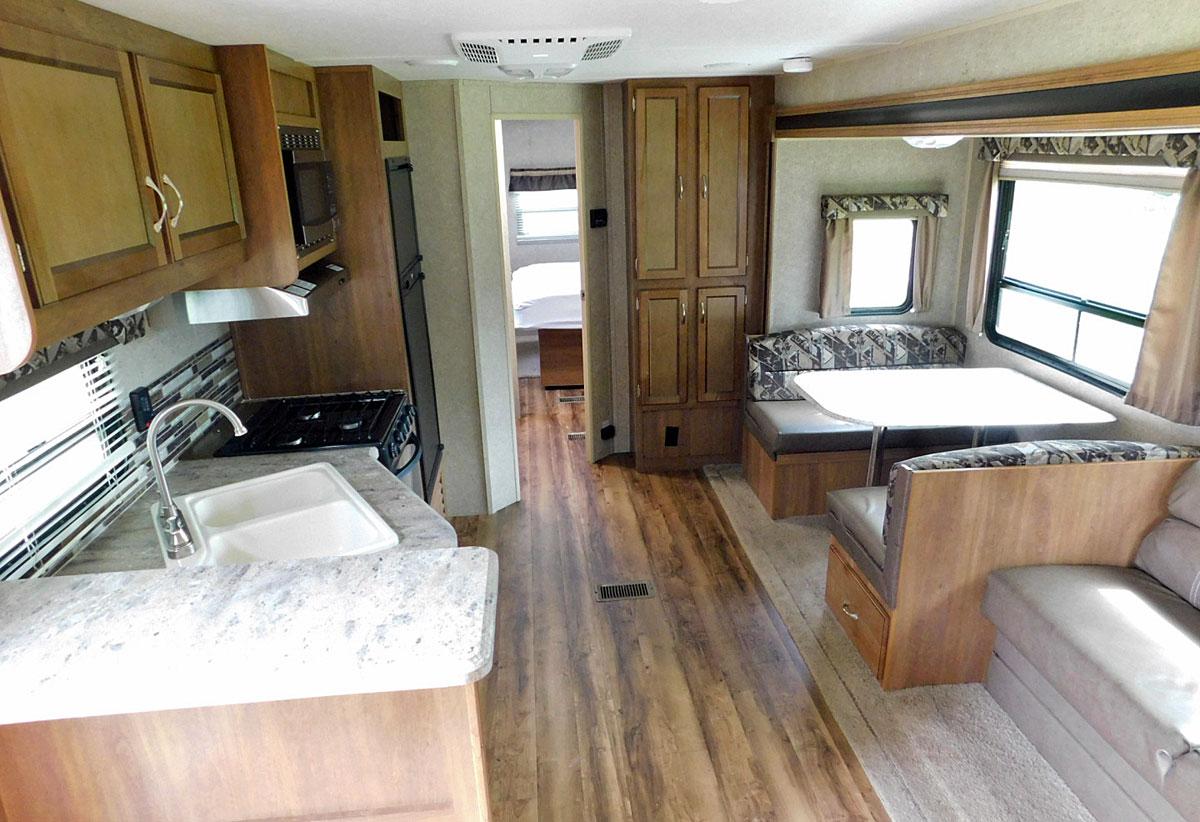 camper for rent in florida