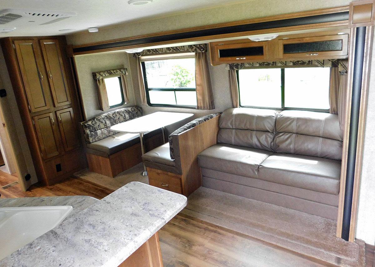 camping trailer rental florida