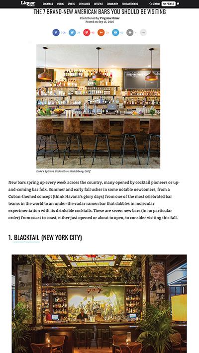 Liquor.com | Duke's