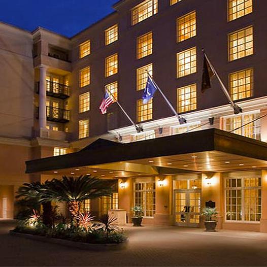 RENAISSANCE HOTEL CHARLESTON HISTORIC DISTRICT Charleston, South Carolina