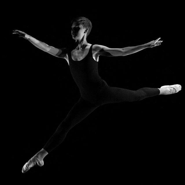 Filming the stunning @hughhie @dedaderby for the Derby Dancing Exhibition #dance #ballet #derbydancing
