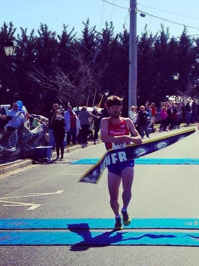 Andrew Brodeur fastest time 2012 thru 2018 51:56
