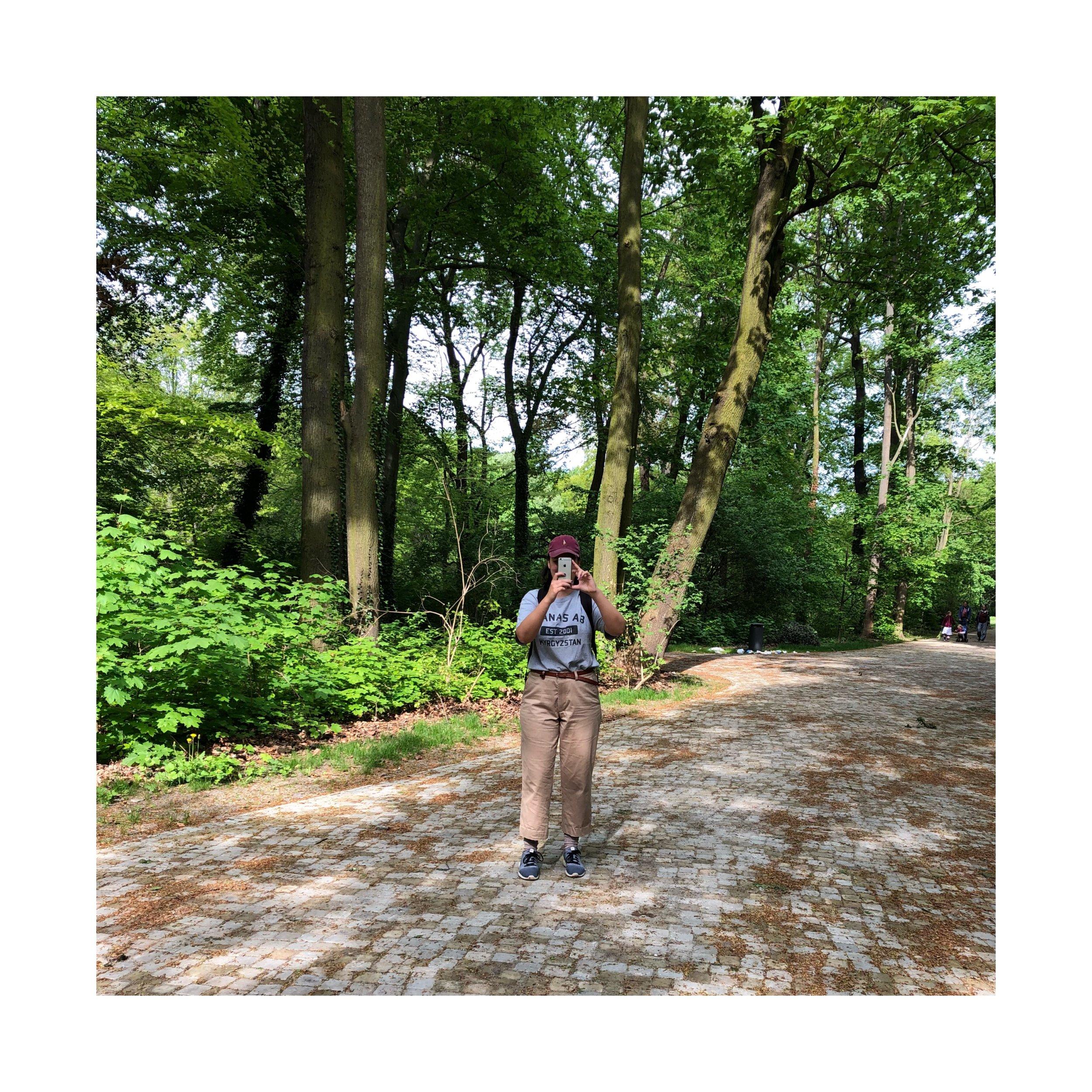 Nu hiking frend! <3