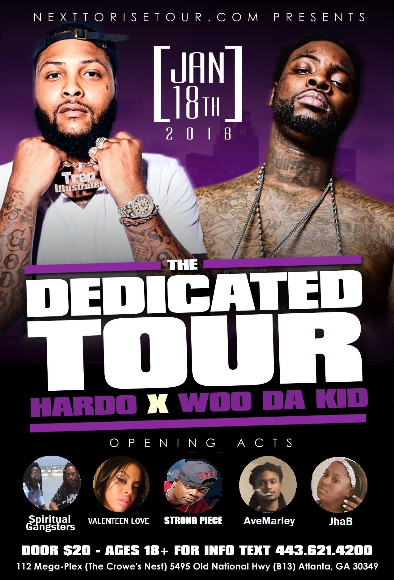 Atlanta GA TOUR