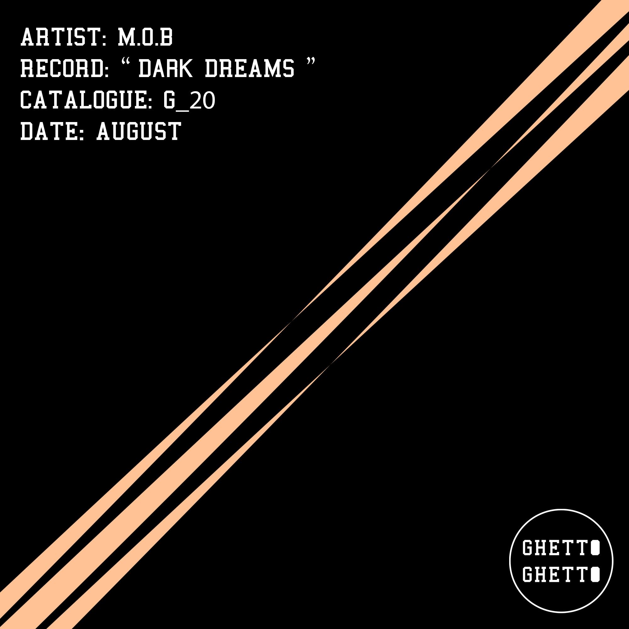 G_20 Dark Dreams EP