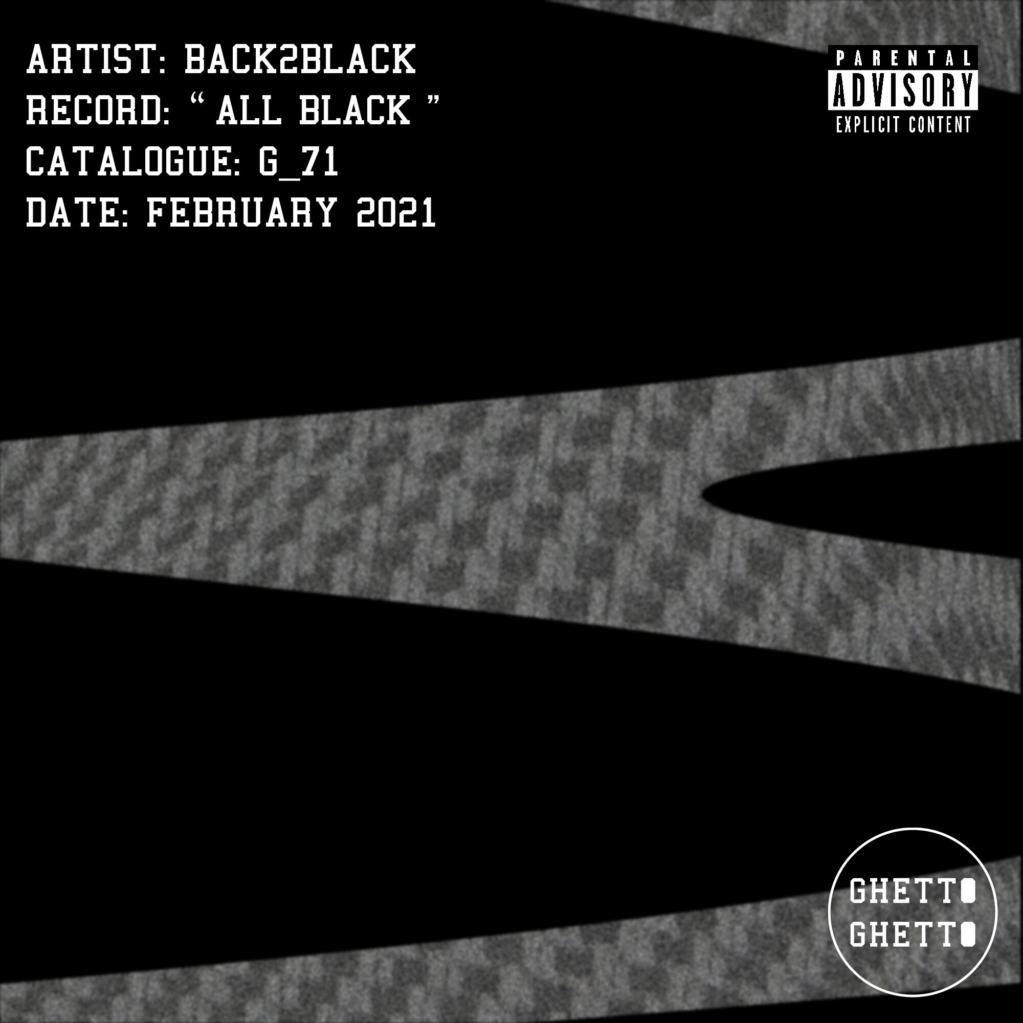 G_71 - All Black