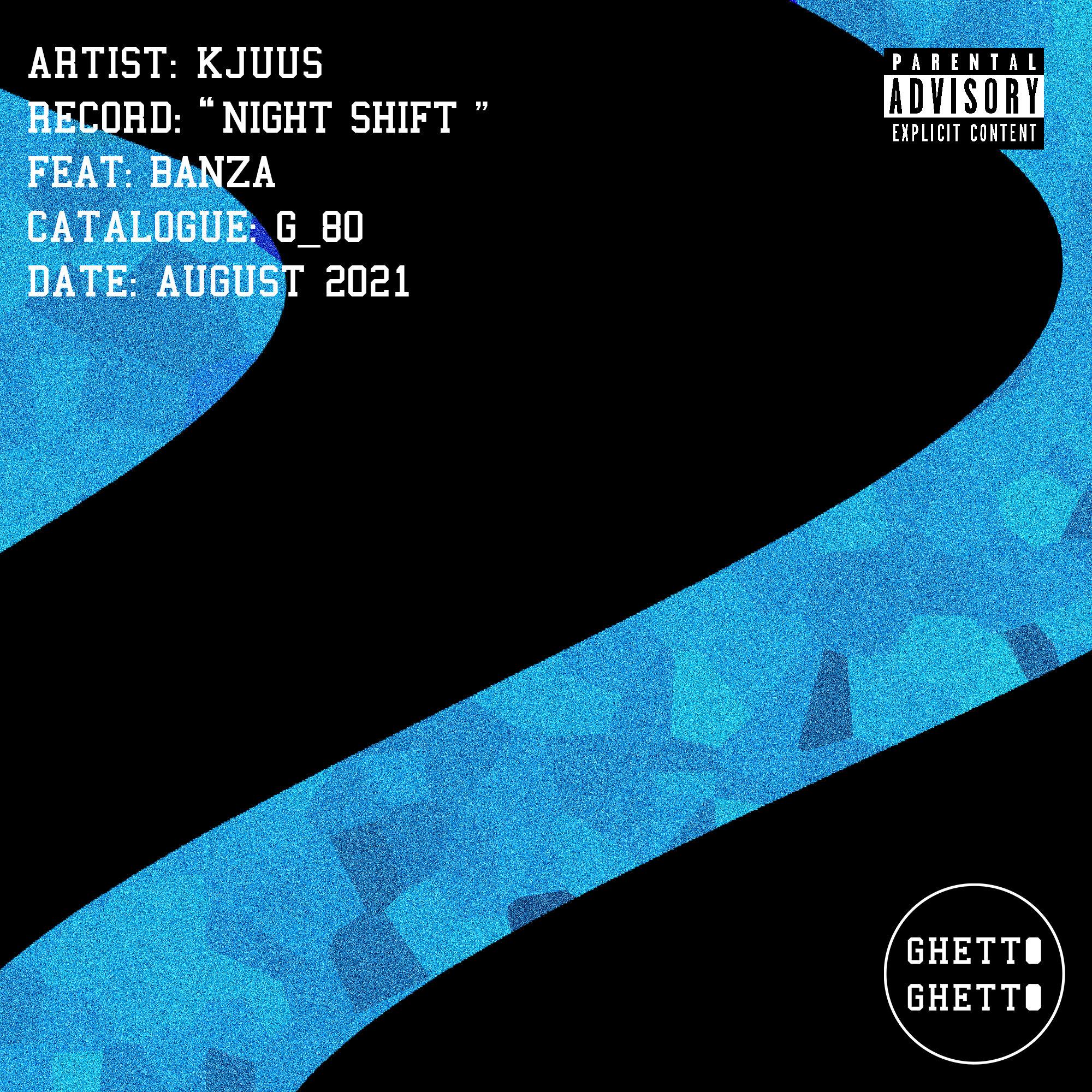 G_80 Night Shift EP