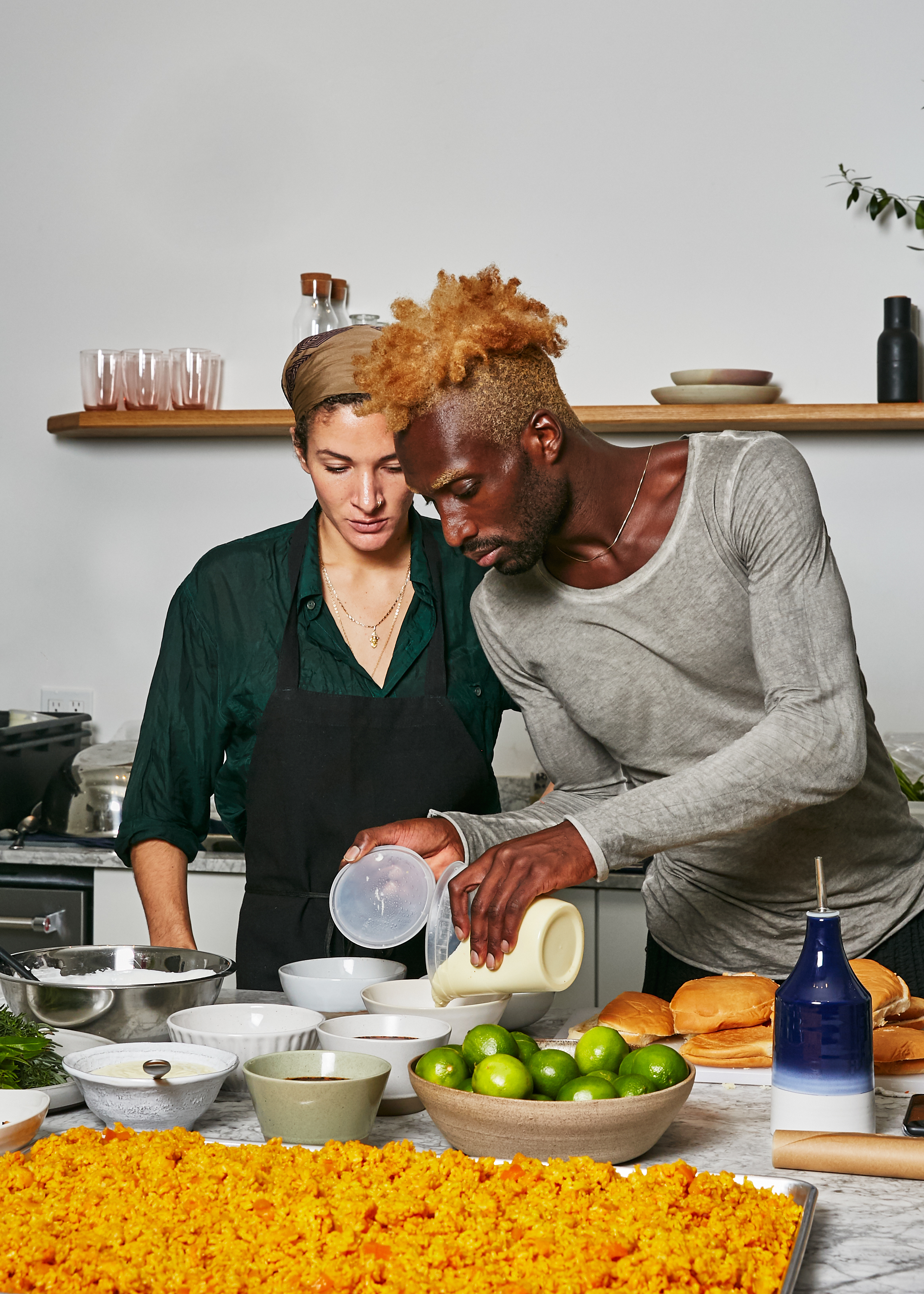 Bon Appétit: Healthyish - DeVonn Francis is Changing the Way We Go Out to Eat